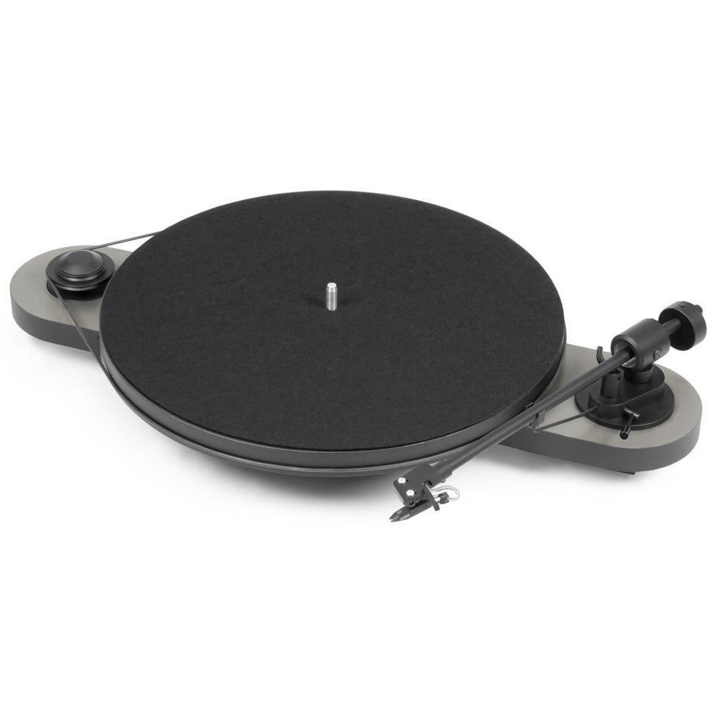 Pro-Ject: Elemental Turntable (OM5E) - Grey
