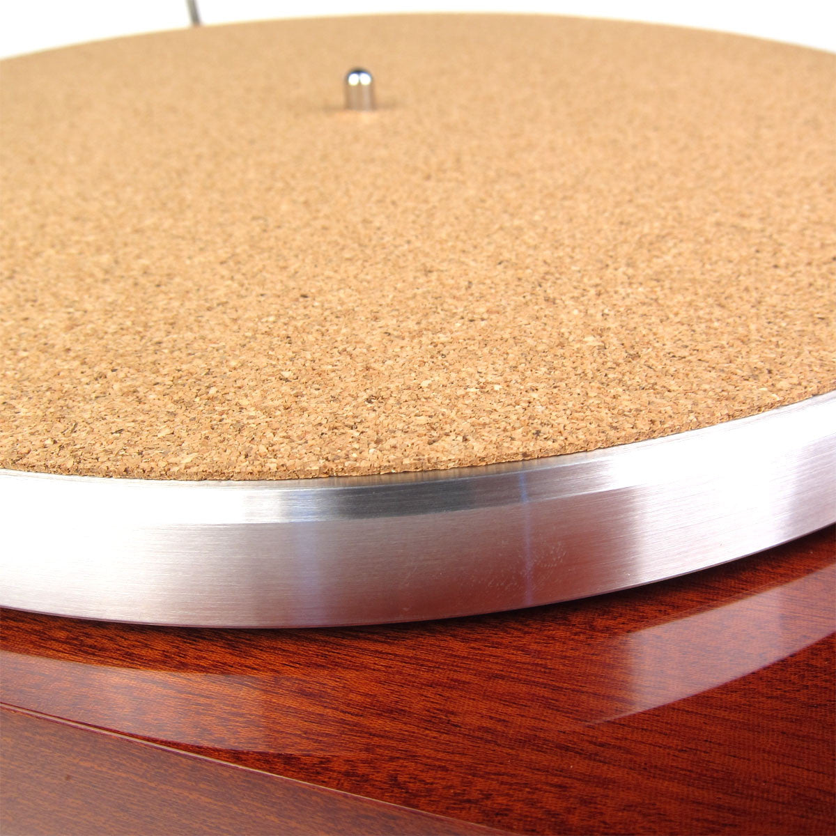 Pro-Ject: 1 Xpression Carbon Classic Turntable - Mahogany mat