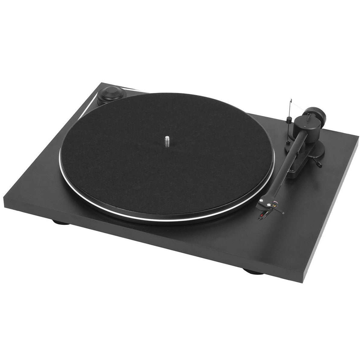 Pro-Ject: Essential II USB Turntable - Matte Black