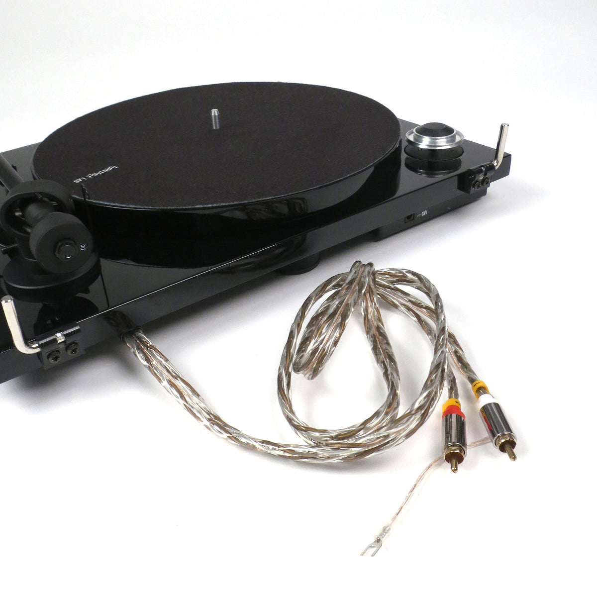 Pro-Ject Essential II DC Red (OM-5e)