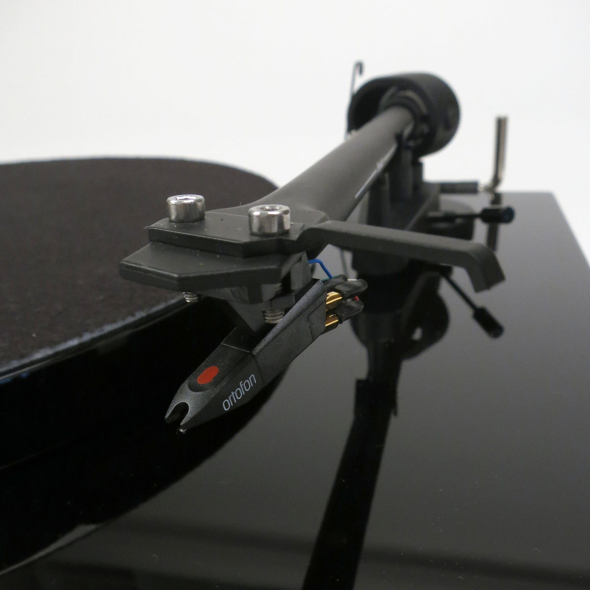 Pro-Ject: Essential III Turntable - Red