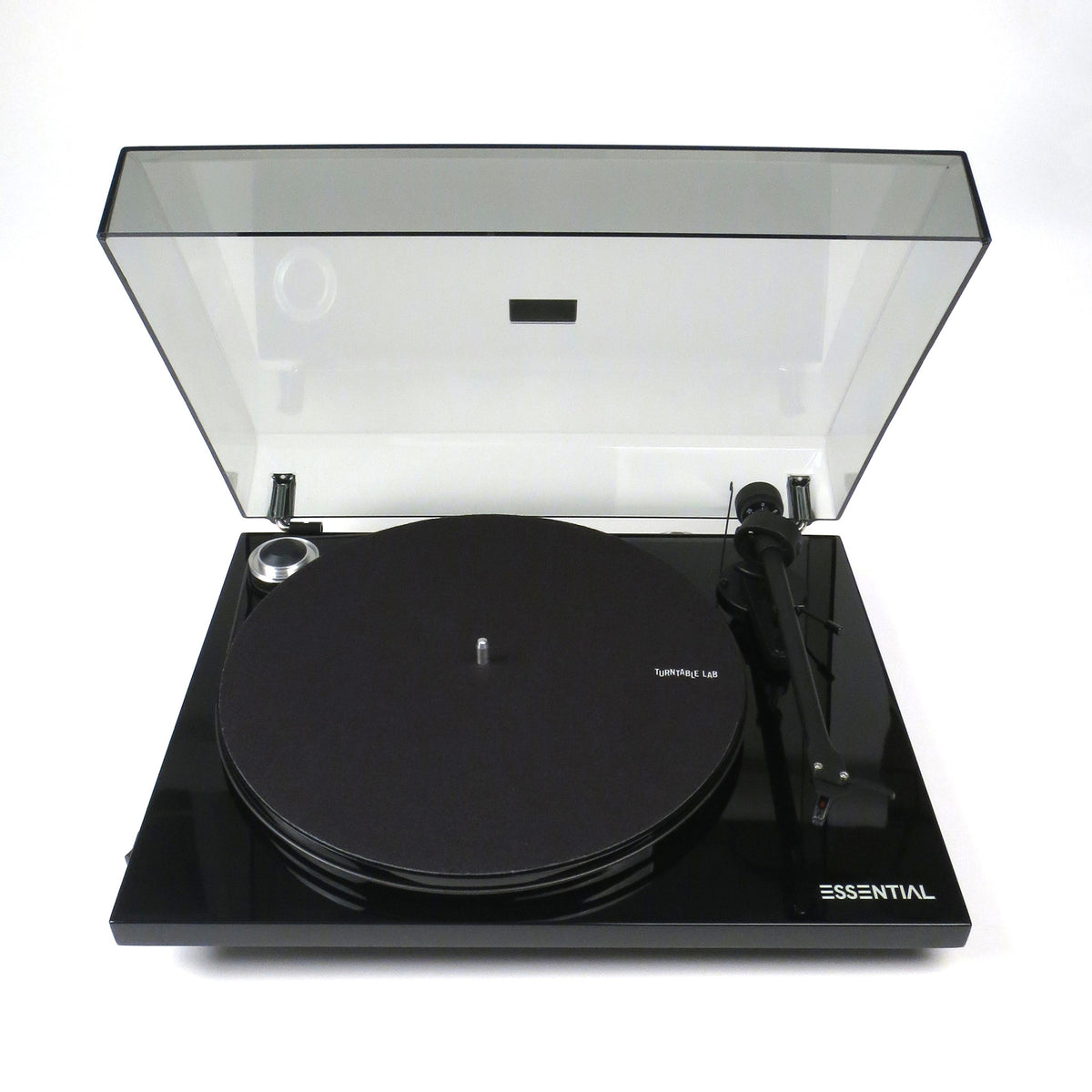 Pro-Ject: Essential III Turntable - Black