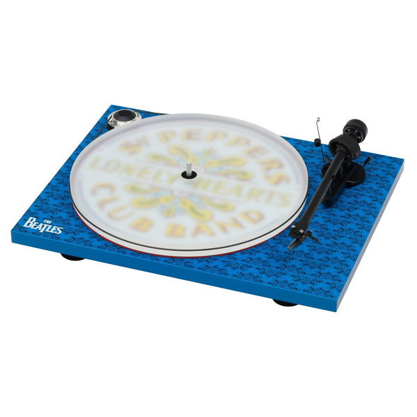 Pro-Ject: Essential III Turntable - Sgt. Pepper's Drum
