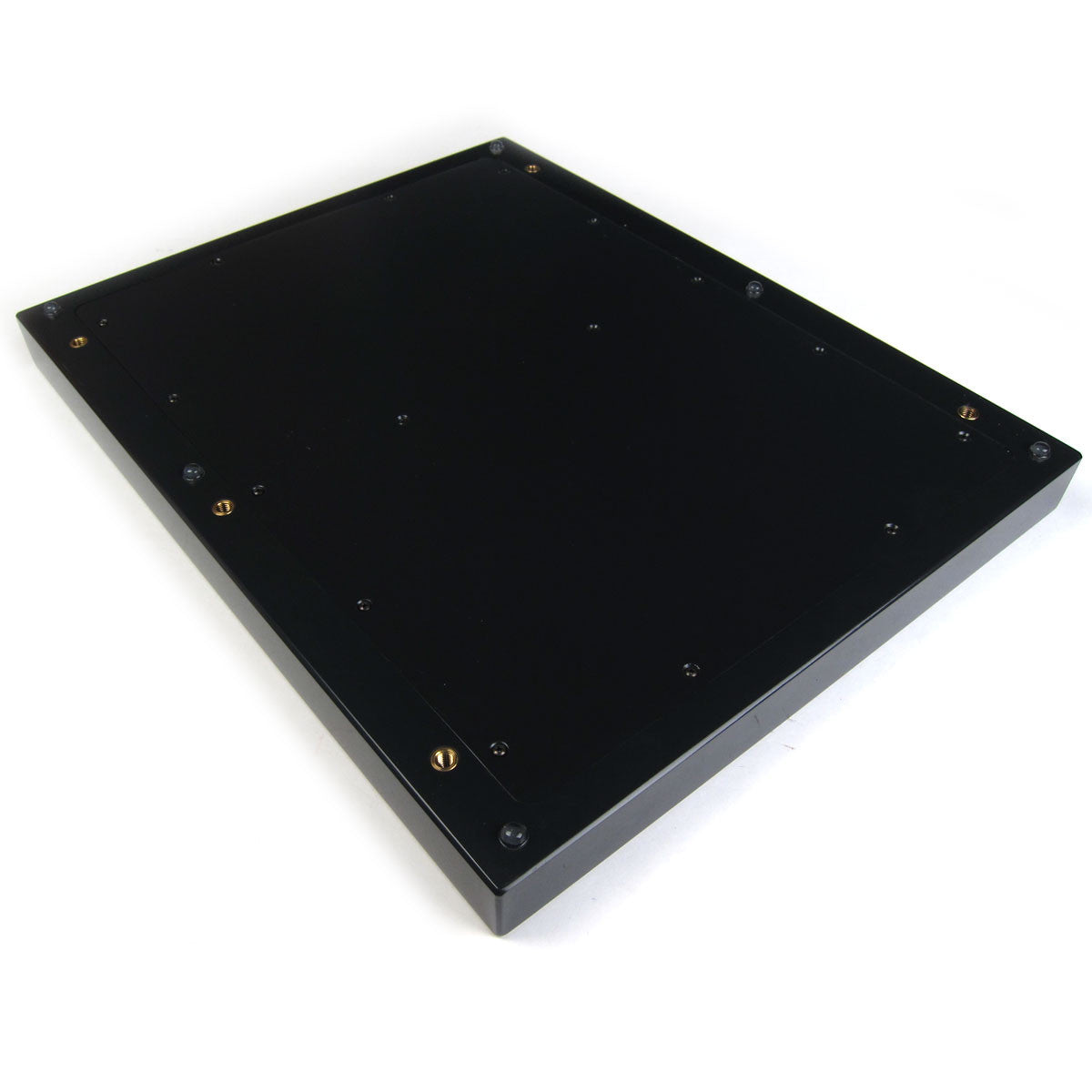 Pro-Ject: Ground It Deluxe 1 Turntable Base - High Gloss Black bottom