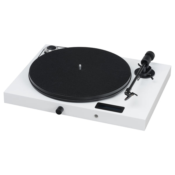 Pro-Ject: Juke Box E Turntable - White