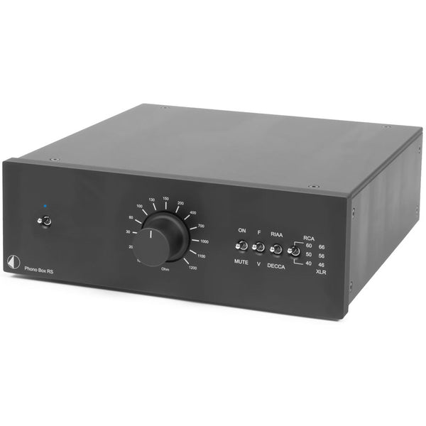 Pro-Ject: Phono Box RS Pre-Amp - Black