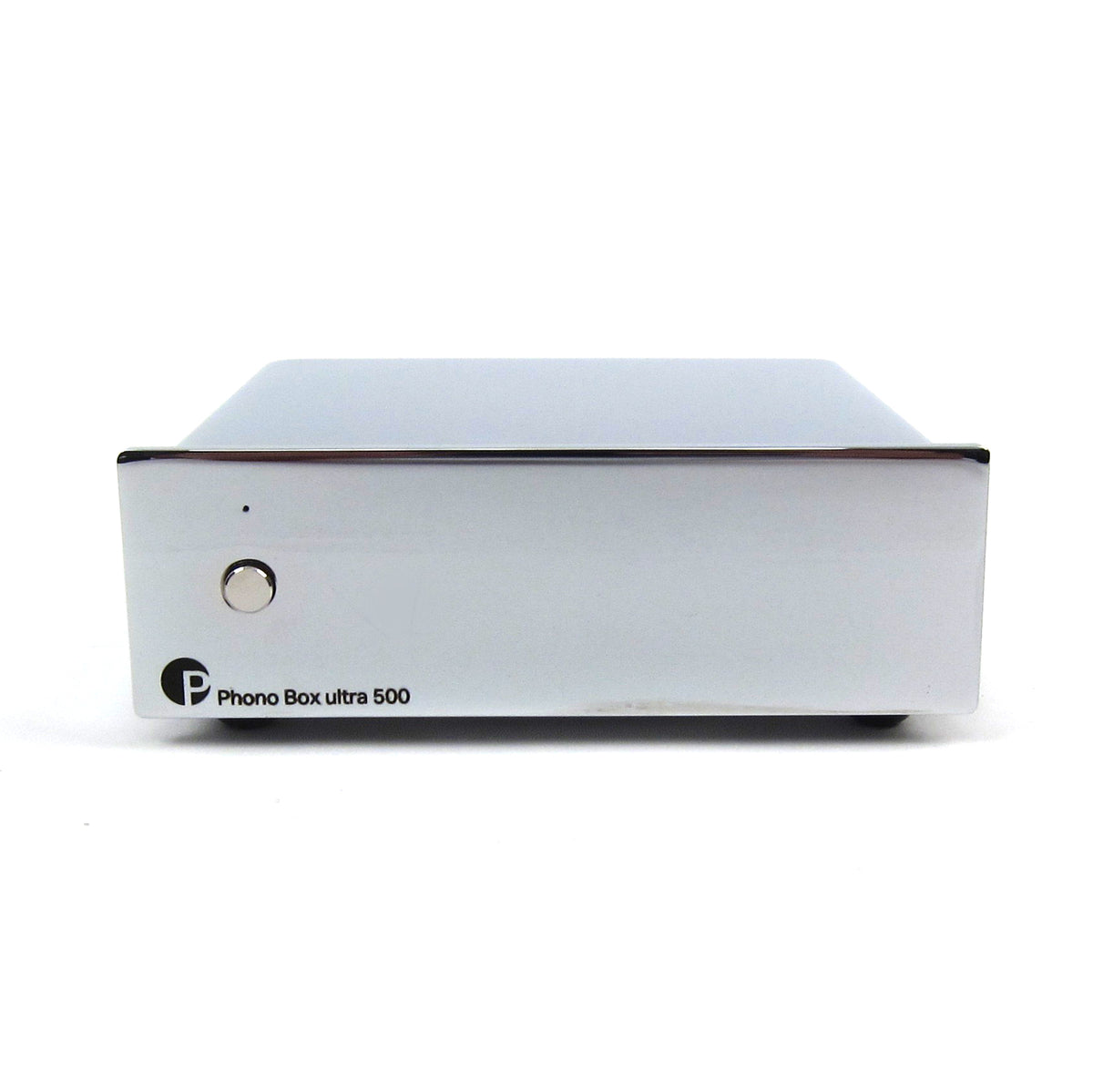 Pro-Ject: Phono Box S2 Ultra 500 Phono Preamp - Chrome