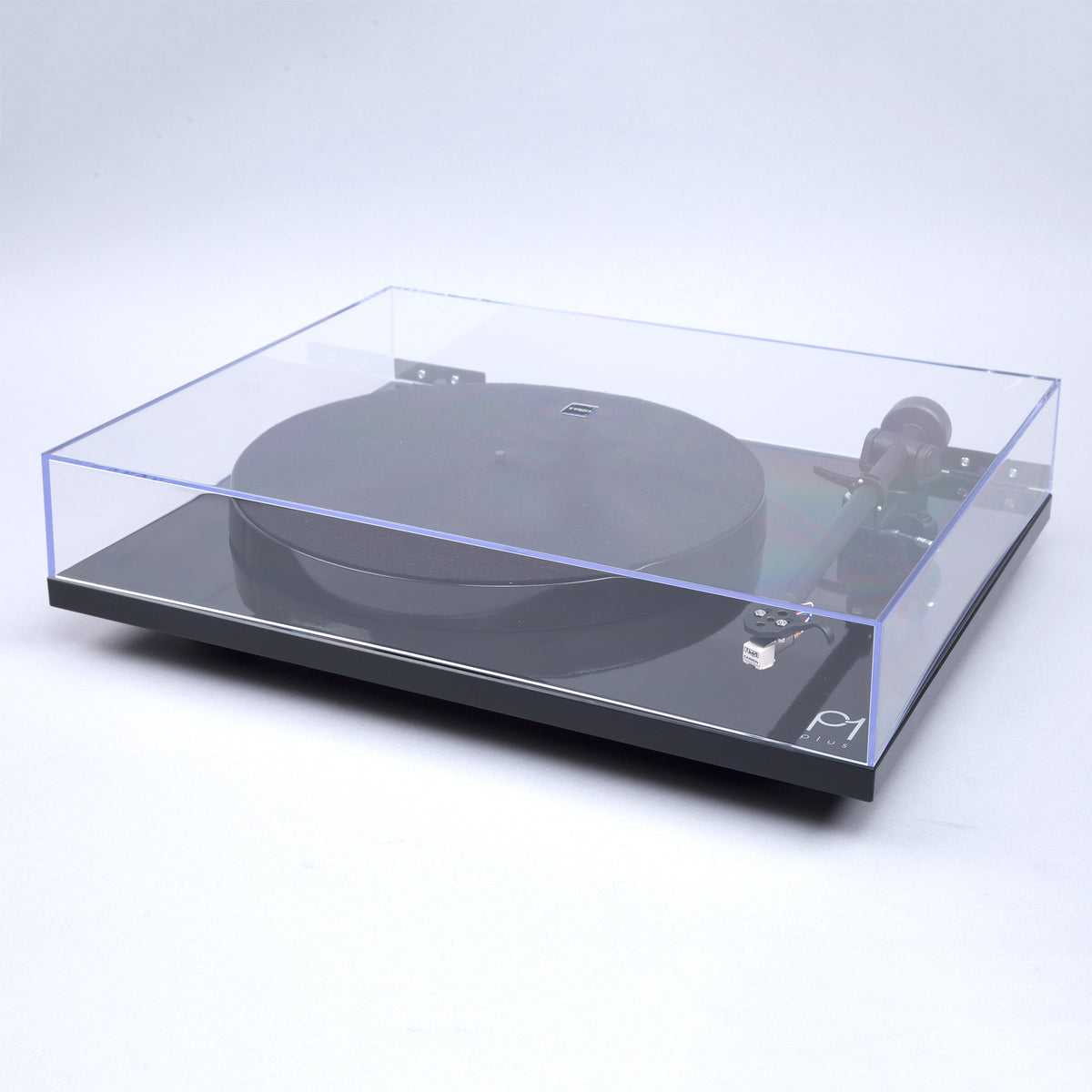 Rega: Planar 1 Plus Turntable w/Built-In Phono Preamp - Black