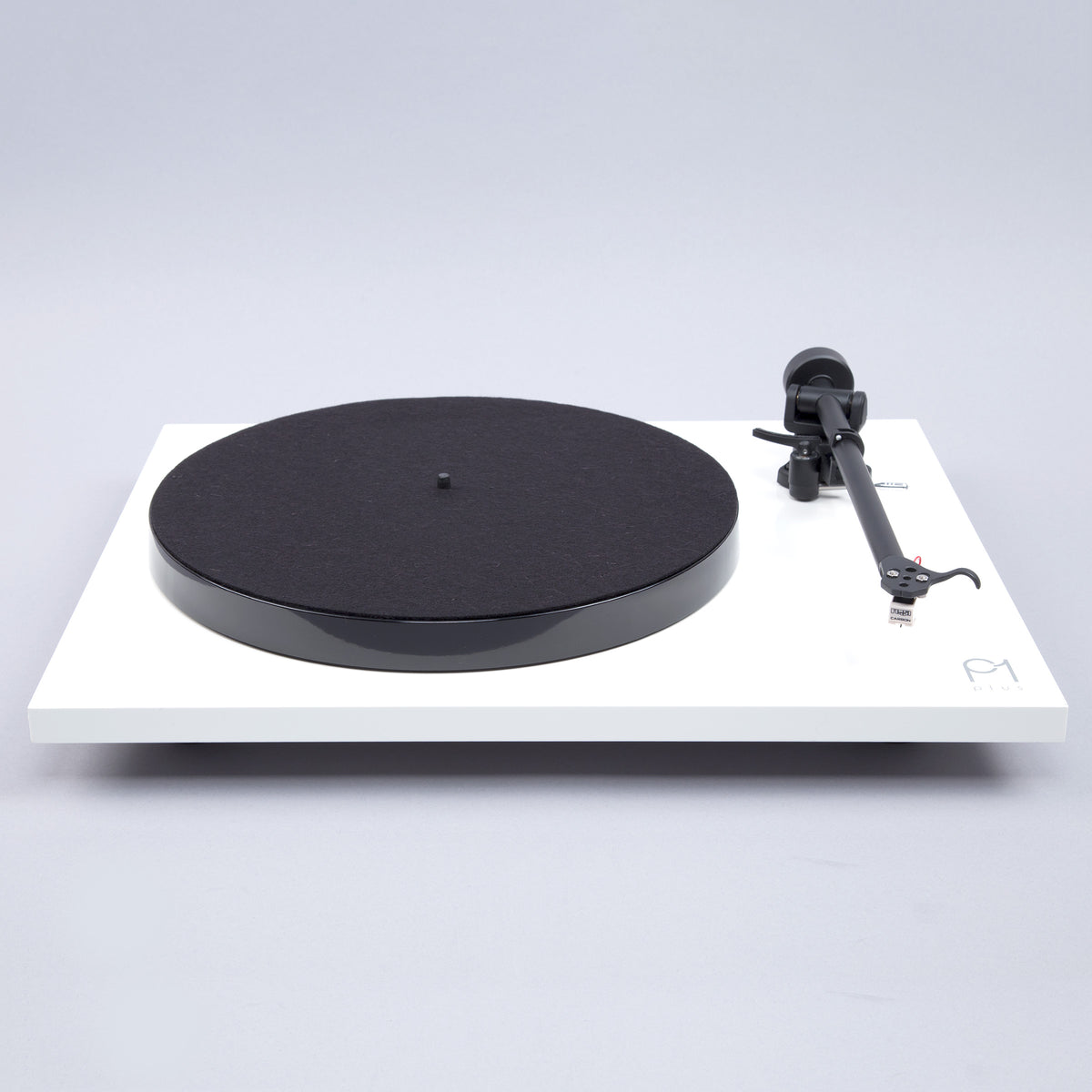 Rega: Planar 1 Plus Turntable w/ Built-In Phono Preamp - White