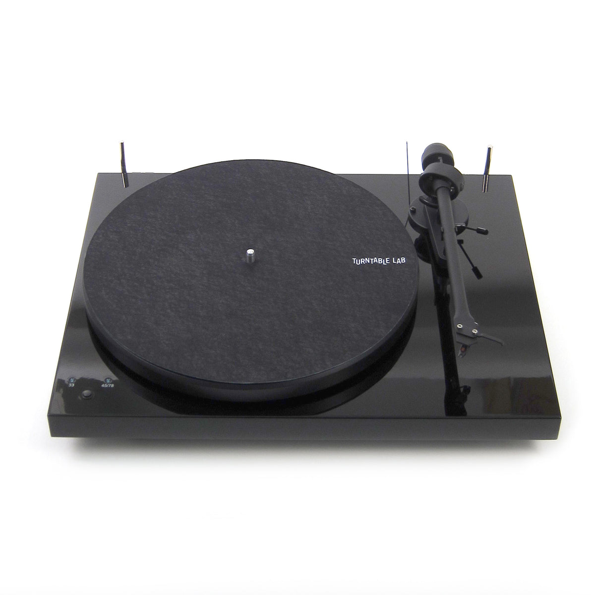 Pro-Ject: Debut III RecordMaster USB Turntable (OM5e) - Black