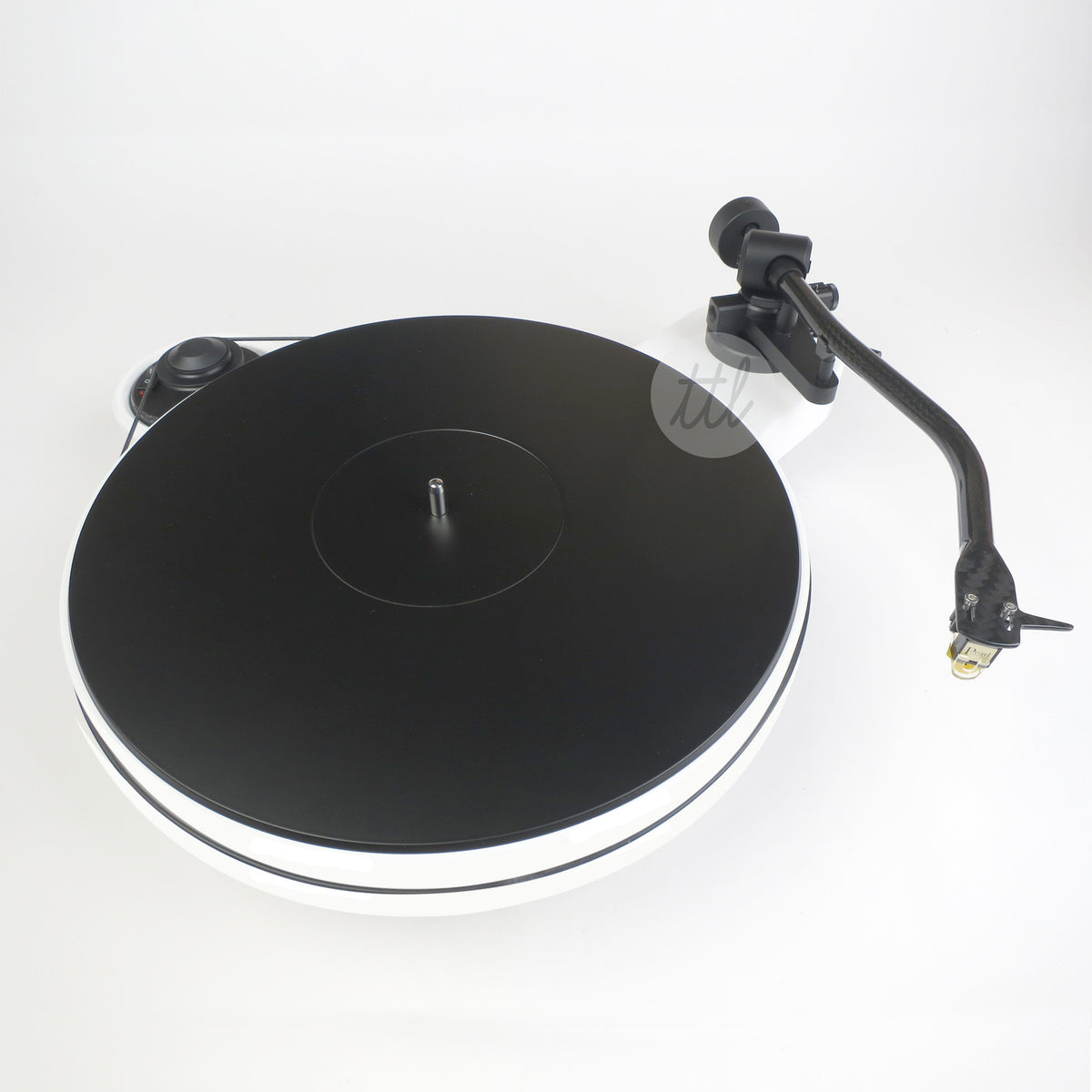 Project: RPM3 Turntable - White