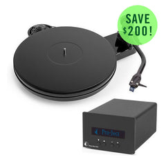Pro-Ject: RPM 3 Carbon Turntable + Phono Box DS+ Special - Black