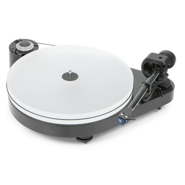 Pro-Ject: RPM 5 Carbon Turntable (Blue Point No.2 Cartridge) - Black