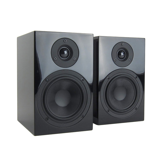 Pro-Ject: Speaker Box 5 Passive Speakers (Pair) - Black