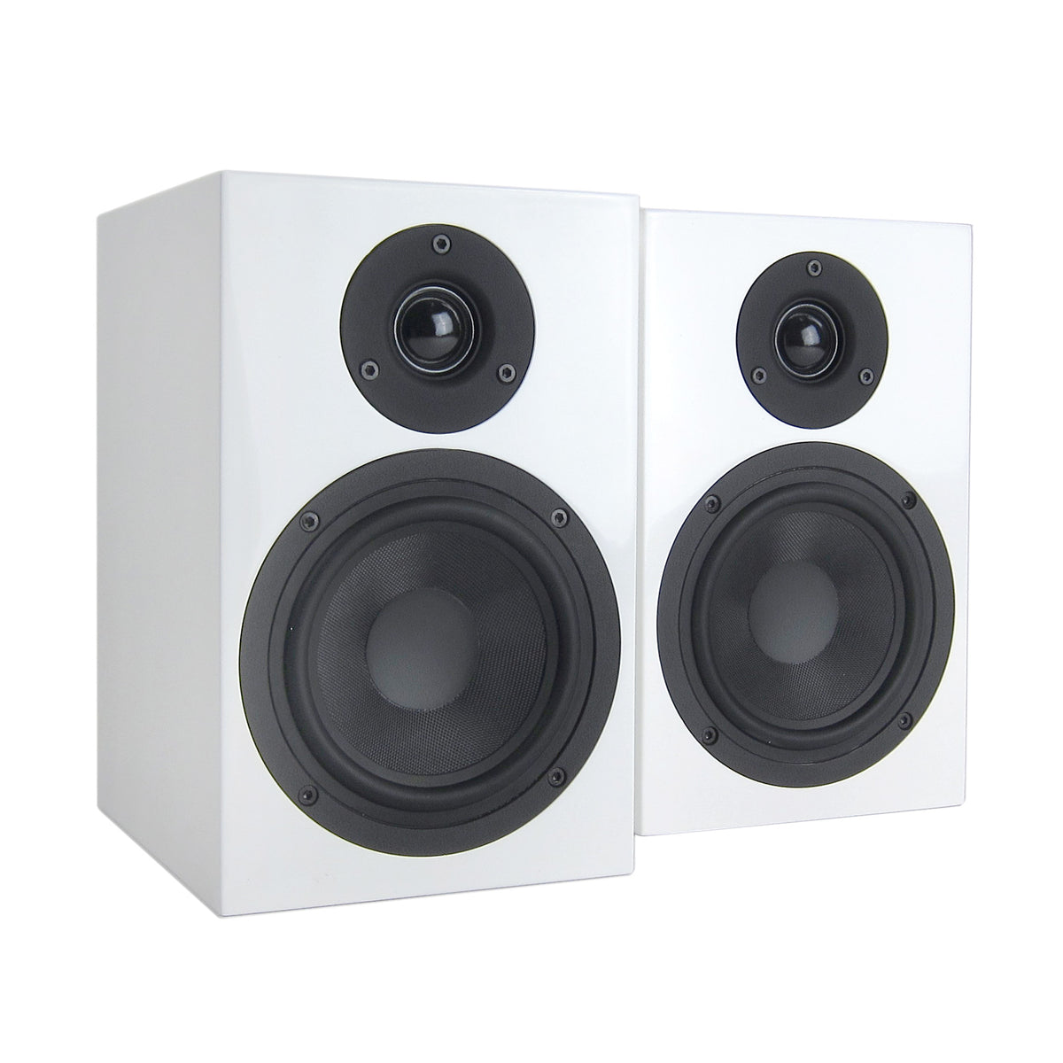 Pro-Ject: Speaker Box 5 Speakers - White