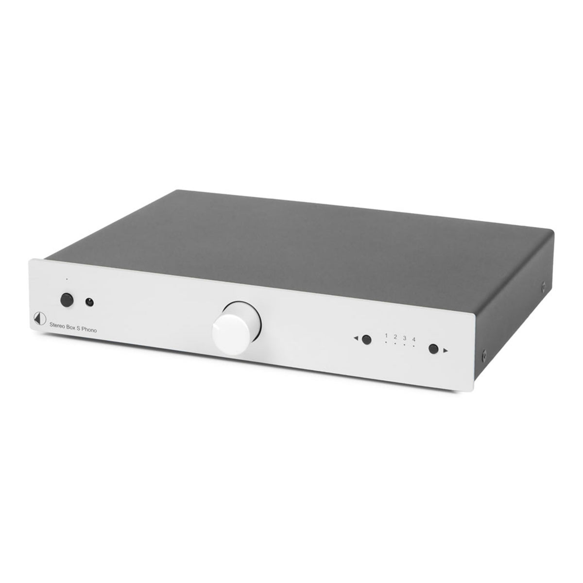 Pro-Ject: Stereo Box S Phono - Silver