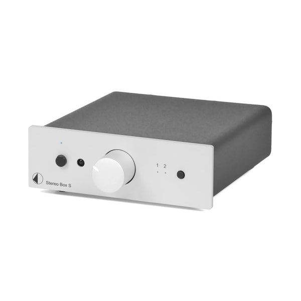 Pro-Ject Stereo Box S Silver