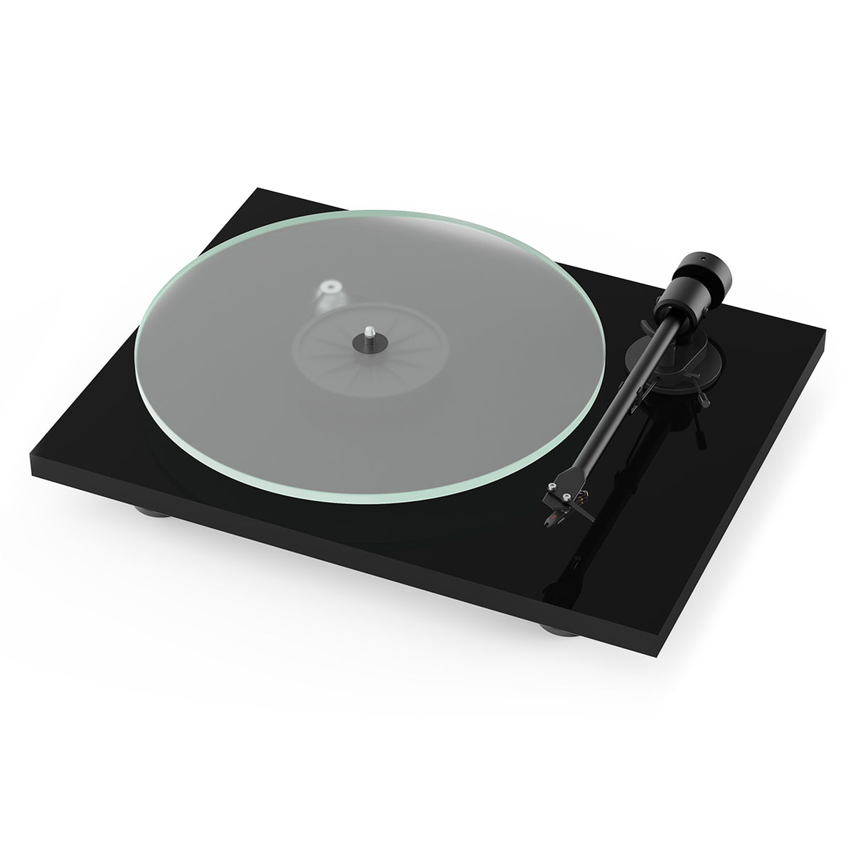 Pro-Ject: T1 Turntable - Piano Black