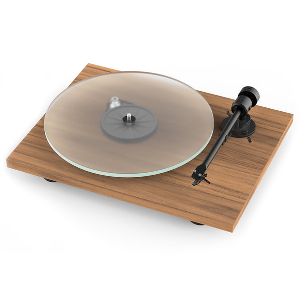 Pro-Ject: T1 Turntable - Walnut