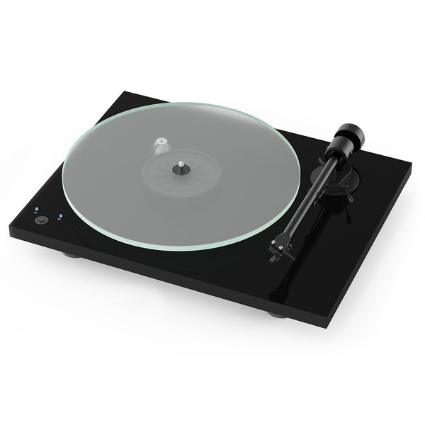 Pro-Ject: T1 Phono SB Turntable - Piano Black