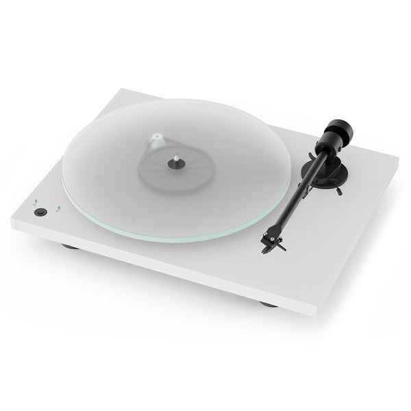 Pro-Ject: T1 Phono SB Turntable - Satin White
