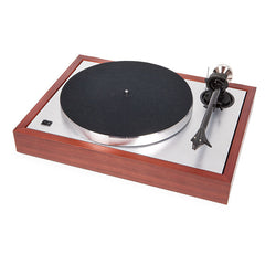 Pro-Ject: The Classic Sub-Chassis Turntable (2M Silver) - Rosenut - PRE-ORDER