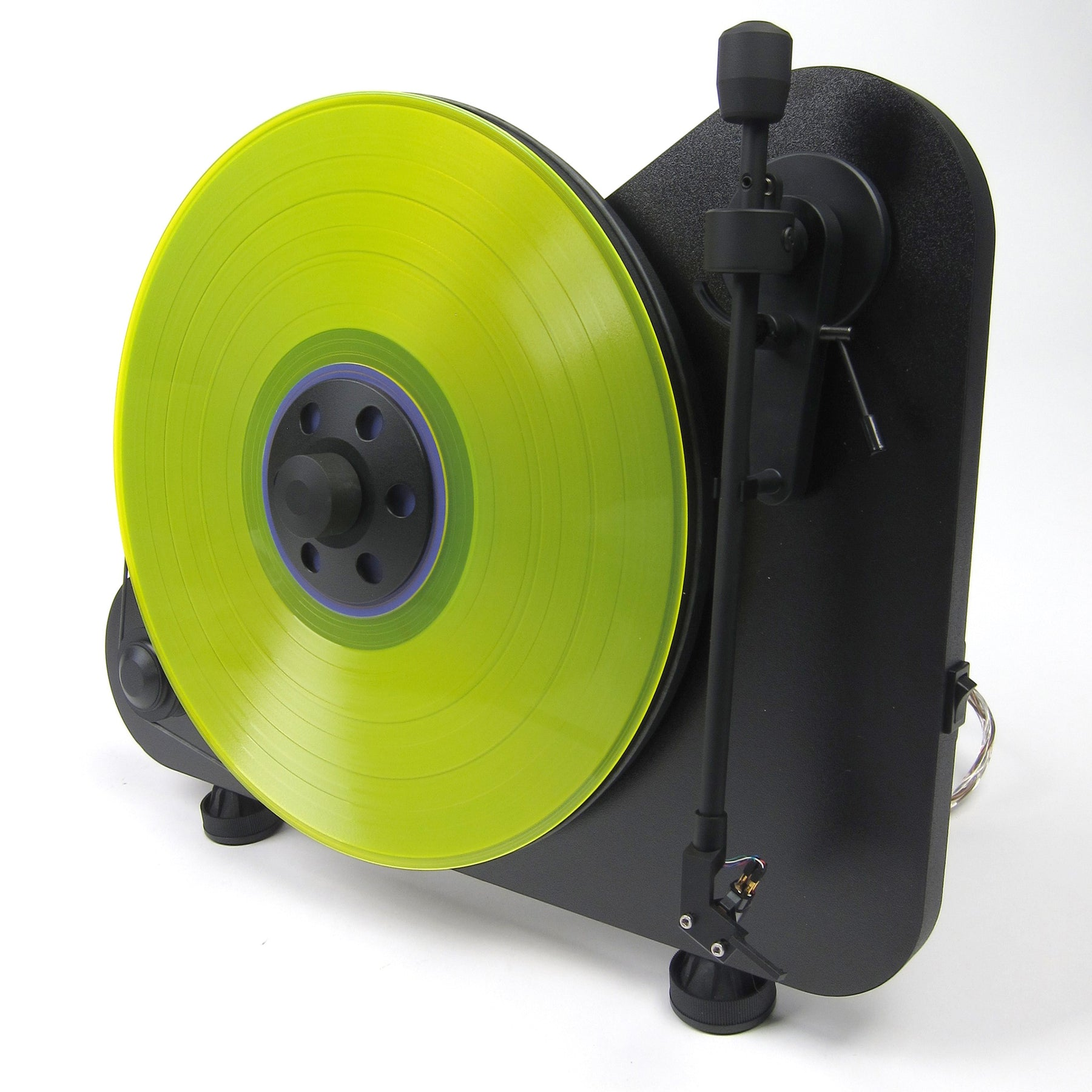 Pro Ject Vertical Turntable Right Black Vt E R