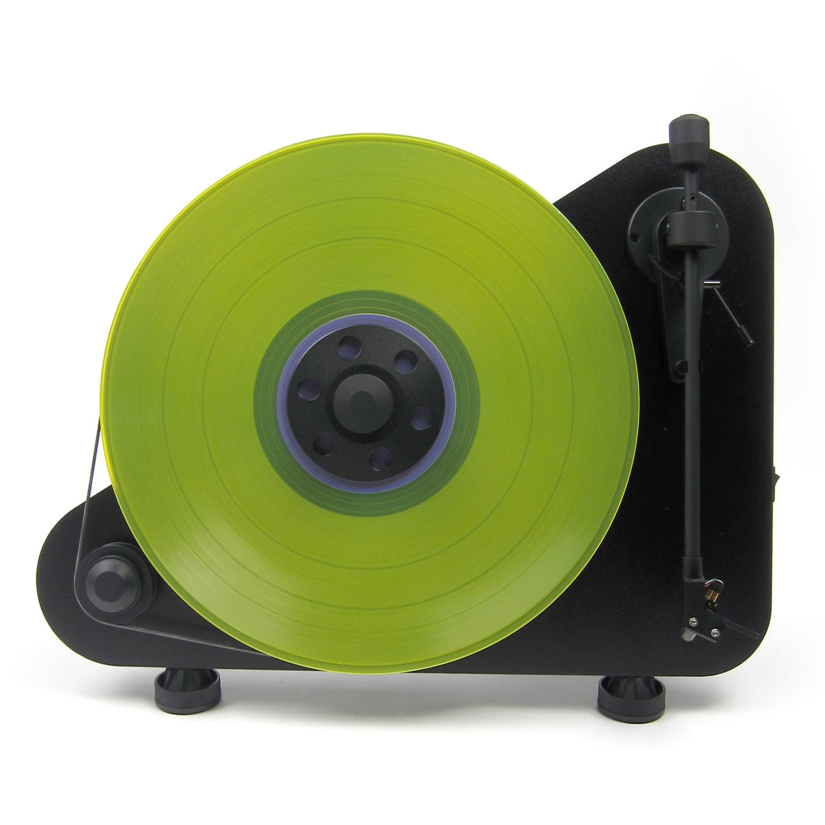 Pro-Ject: Vertical Turntable Right - Black (VT-E R)