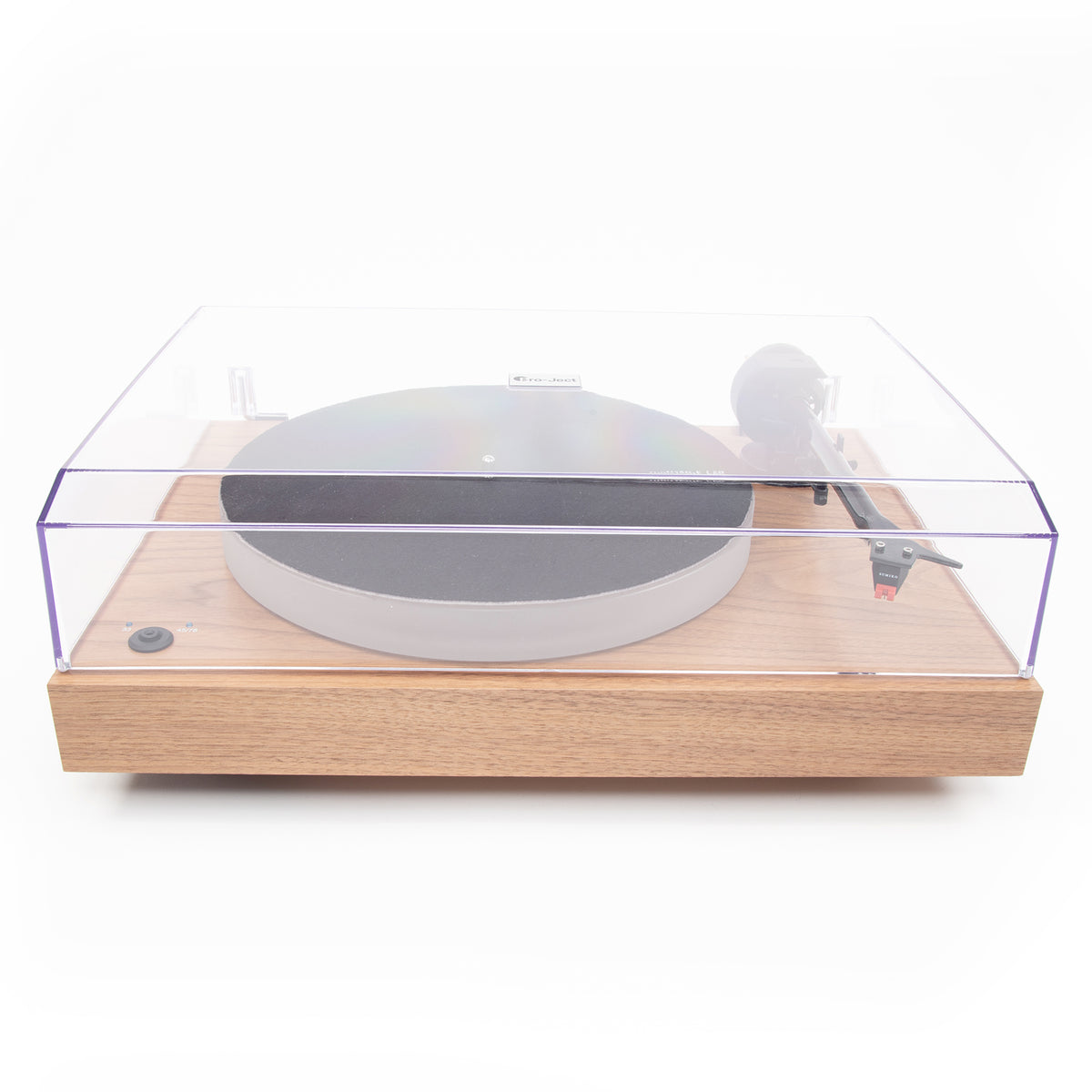 Pro-Ject: X2 Turntable - Matte Black