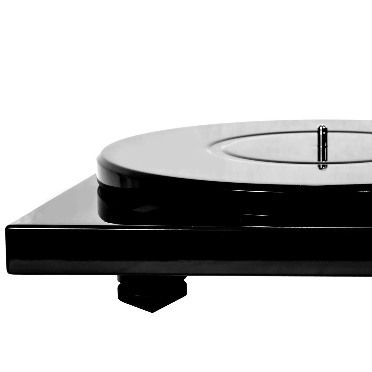 Pro-Ject: 1-Xpression Carbon Turntable / Oyster Cartridge - Piano Black + Free Lab Pack foot
