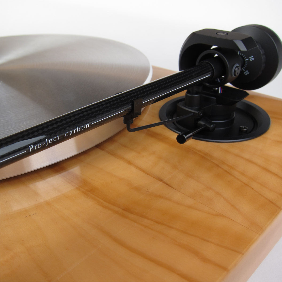 Pro-Ject: 1-Xpression Carbon Classic - Olive (Pearl) arm