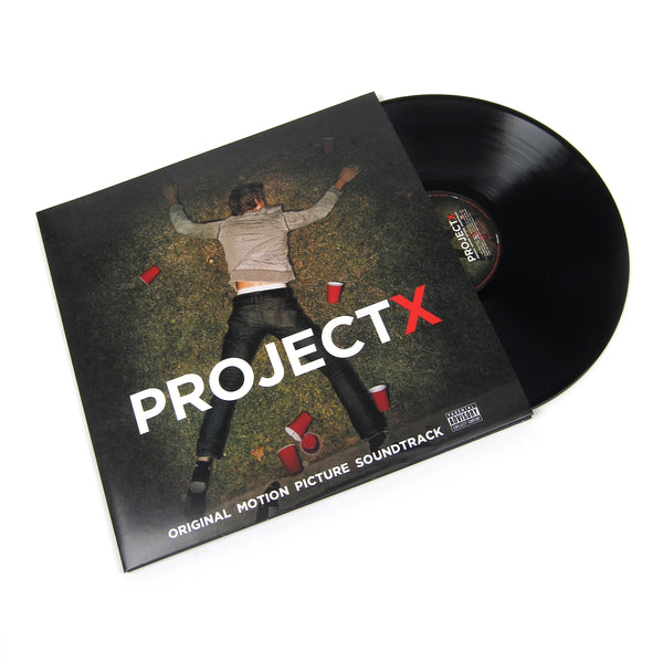 Project X: Project X Soundtrack Vinyl LP