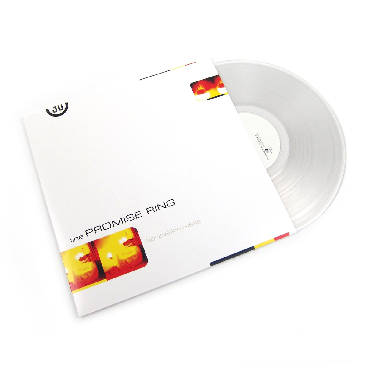 The Promise Ring: Colored Vinyl LP Album Pack (30 Degrees Everywhere, Nothing Feels Good)