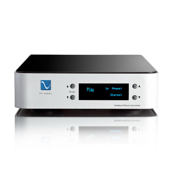 PS Audio: NuWave Phono Converter Phono Preamp (NPC)