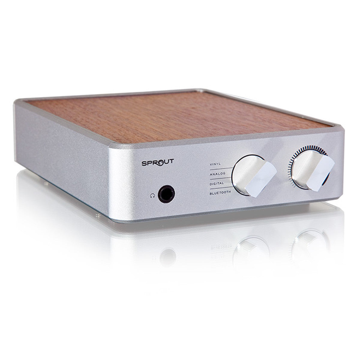 PS Audio: Sprout Integrated Amplifier - Amp, Phono Pre-Amp, DAC, Bluetooth detail