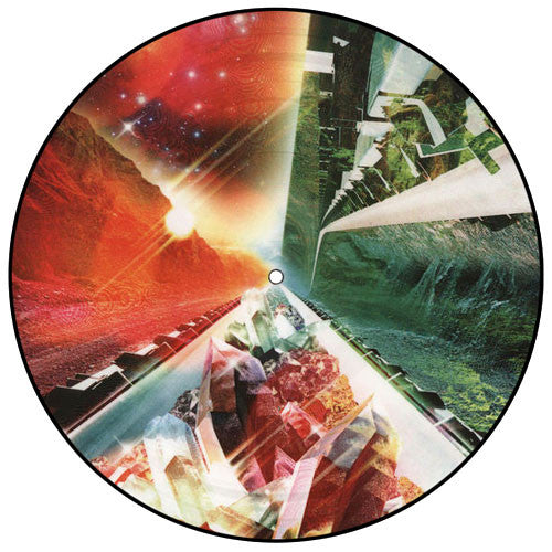 Psychemagik: Valley Of Paradise Remixes (Greg Wilson, Toby Tobias) Pic Disc 12""