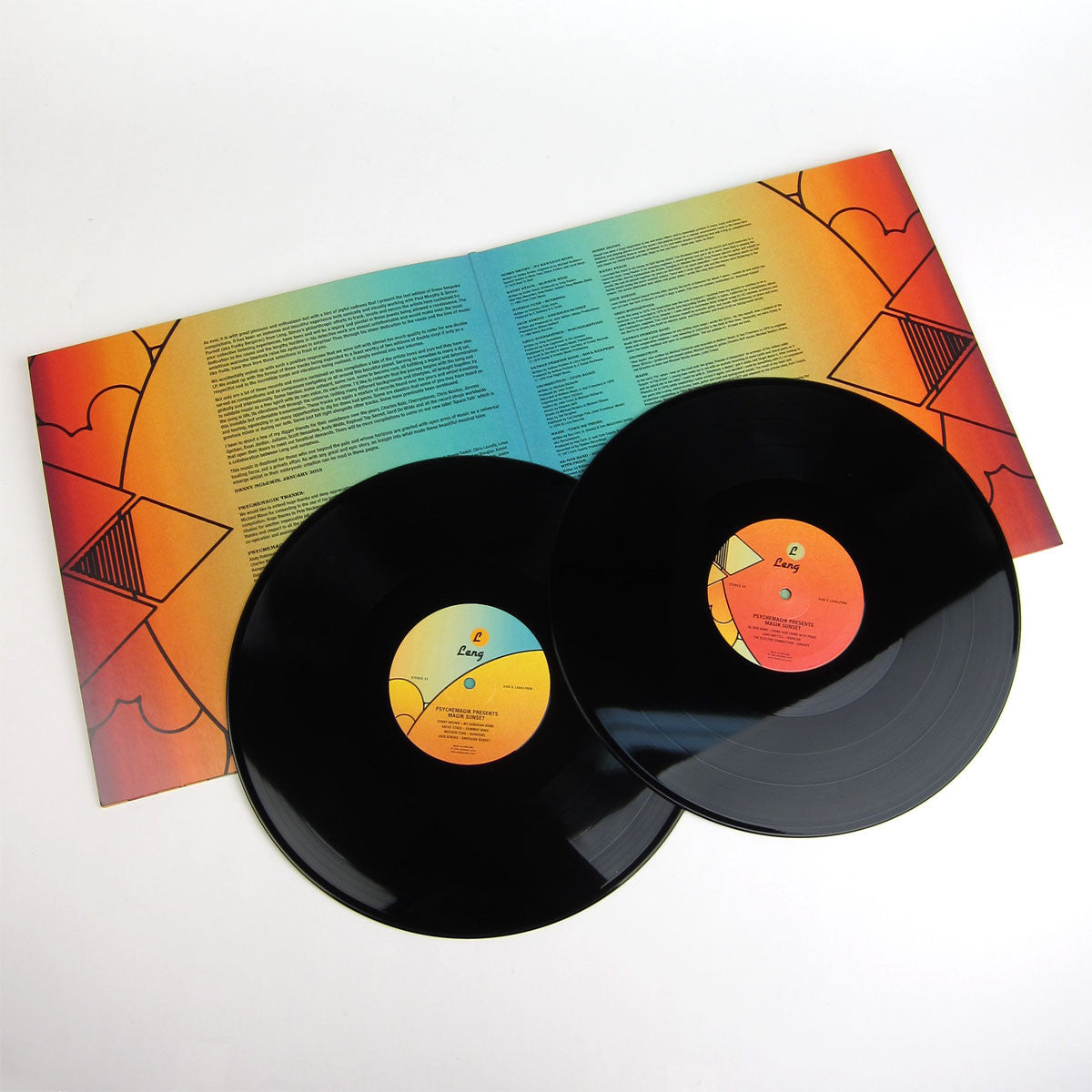 Psychemagik: Magik Sunset Part 1 Vinyl 2LP