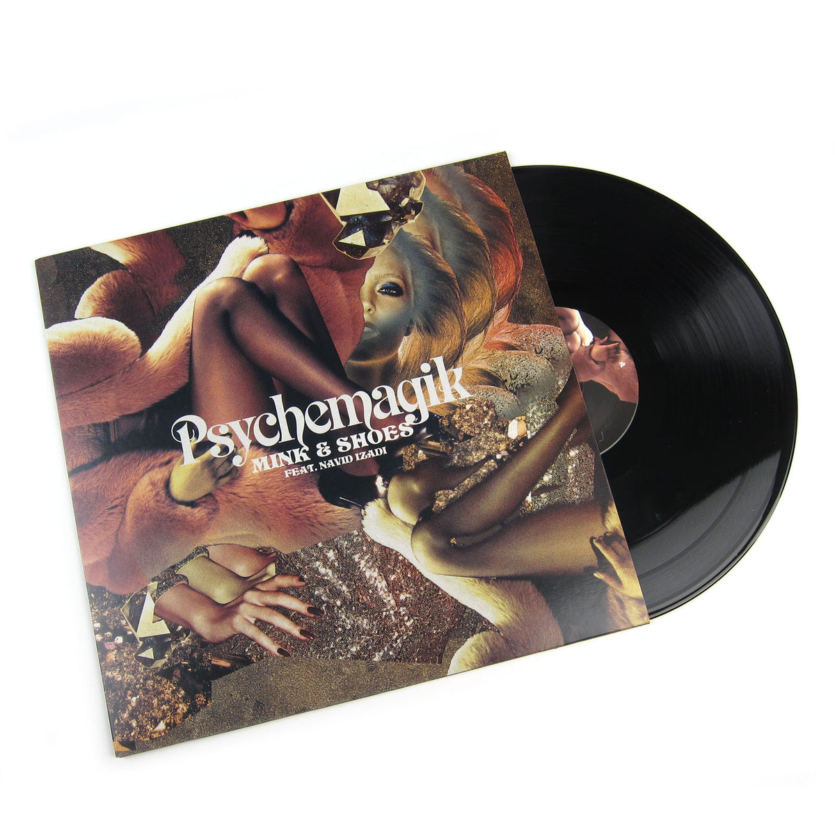 Psychemagik: Mink & Shoes Vinyl 12""
