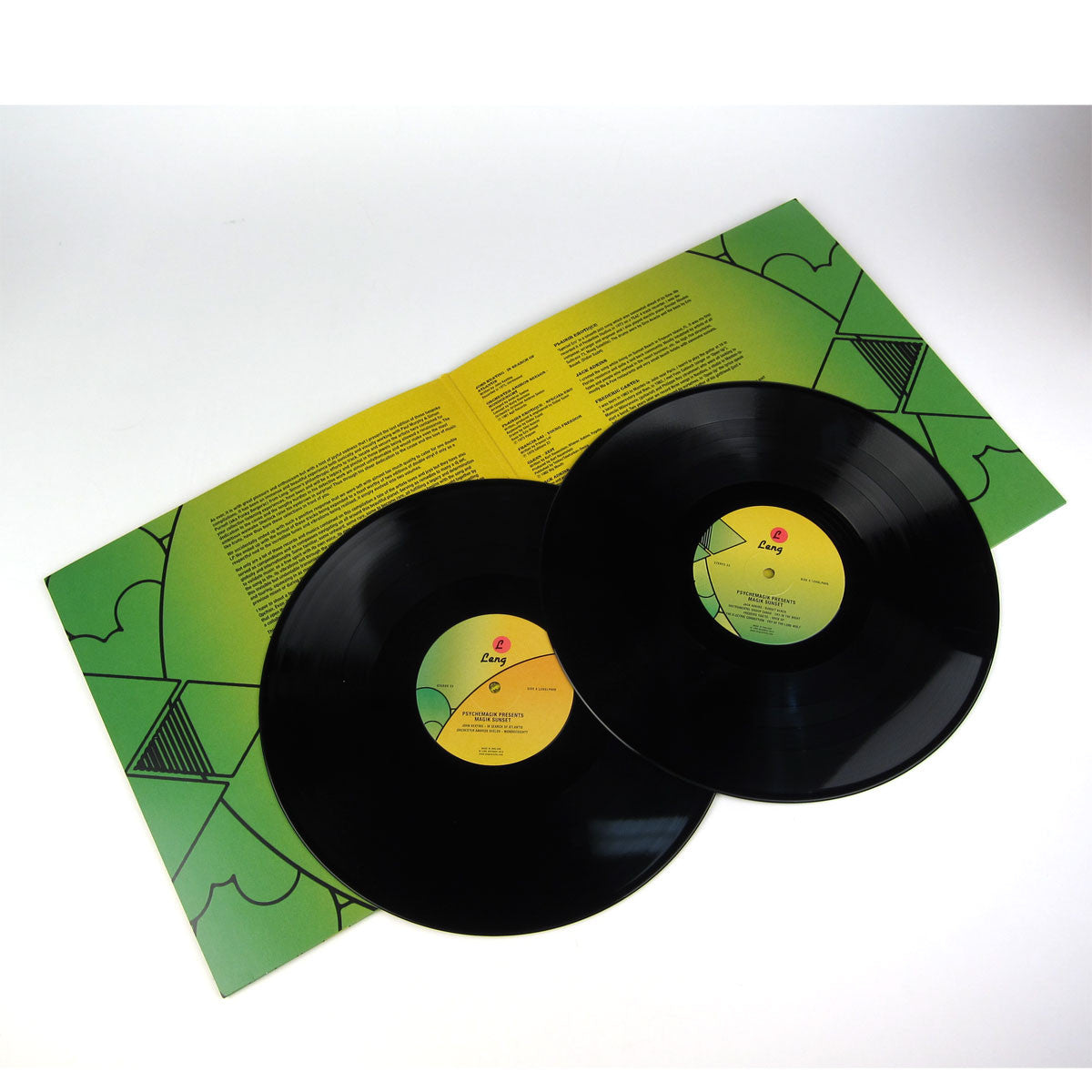 Psychemagik: Magik Sunset Part 2 Vinyl 2LP