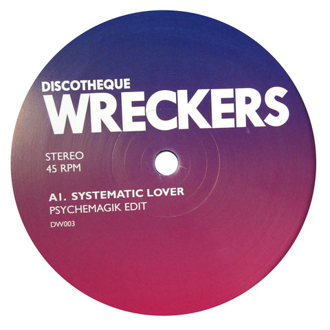 Psychemagik: Systematic Lover / Jungle Juice Vinyl 12""