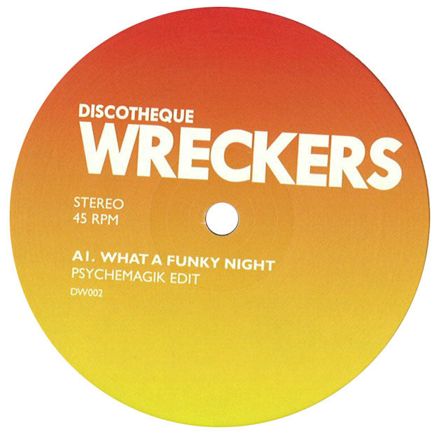 Psychemagik: What A Funky Night / Auf Dem Dub 12""