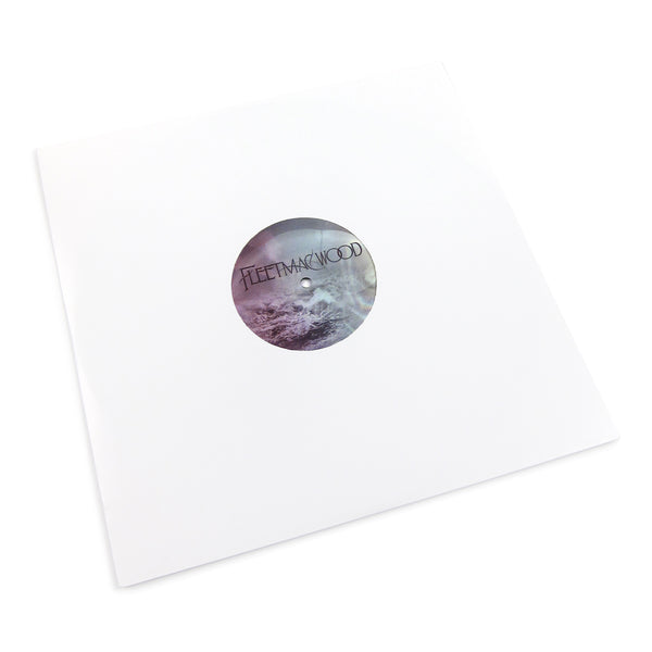 Psychemagik / Red Ken: Fleetmac Wood Vinyl 12""