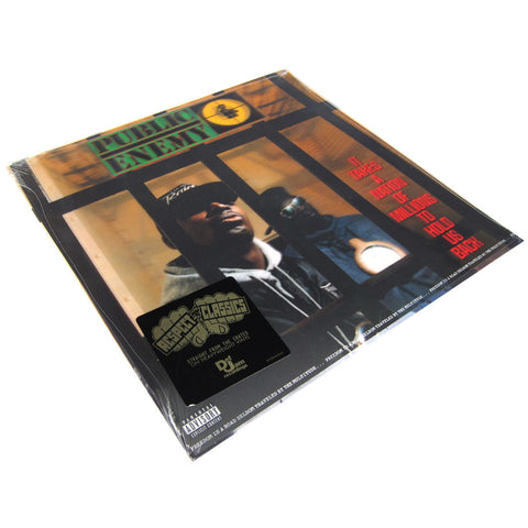 Public Enemy: It Takes A Nation Of Millions To Hold Us Back Vinyl LP