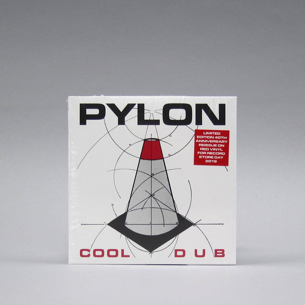 "Pylon: Cool / Dub (Colored Vinyl) Vinyl 7"" (Record Store Day)"