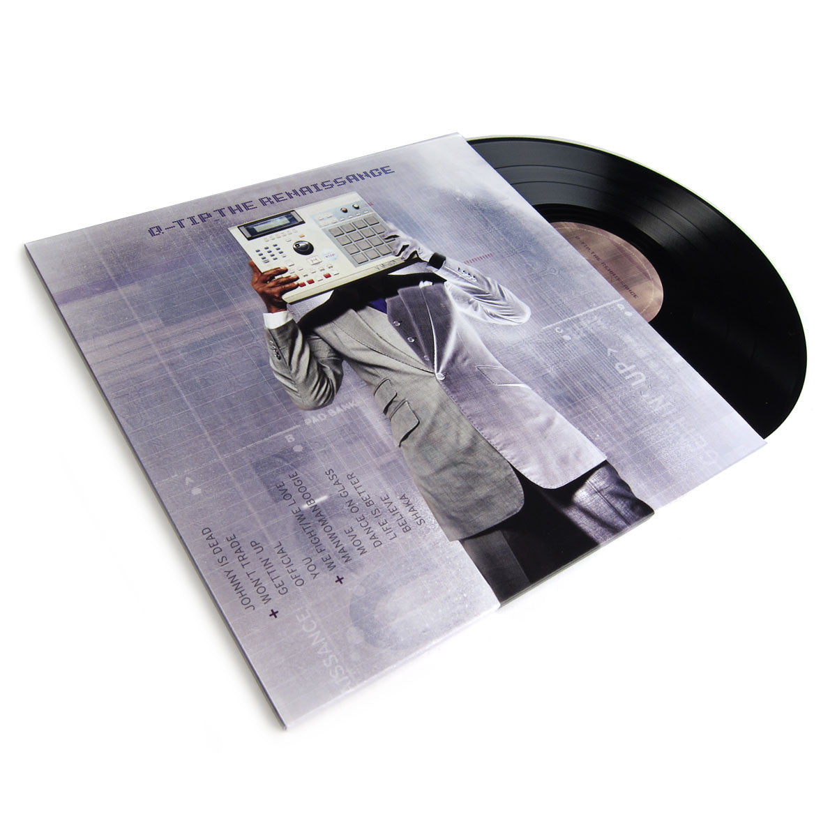 Q-Tip: The Renaissance 2LP