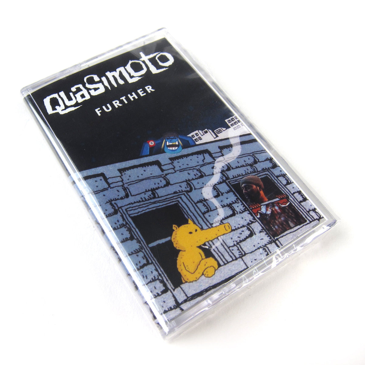 Quasimoto: The Further Adventures of Lord Quas Cassette