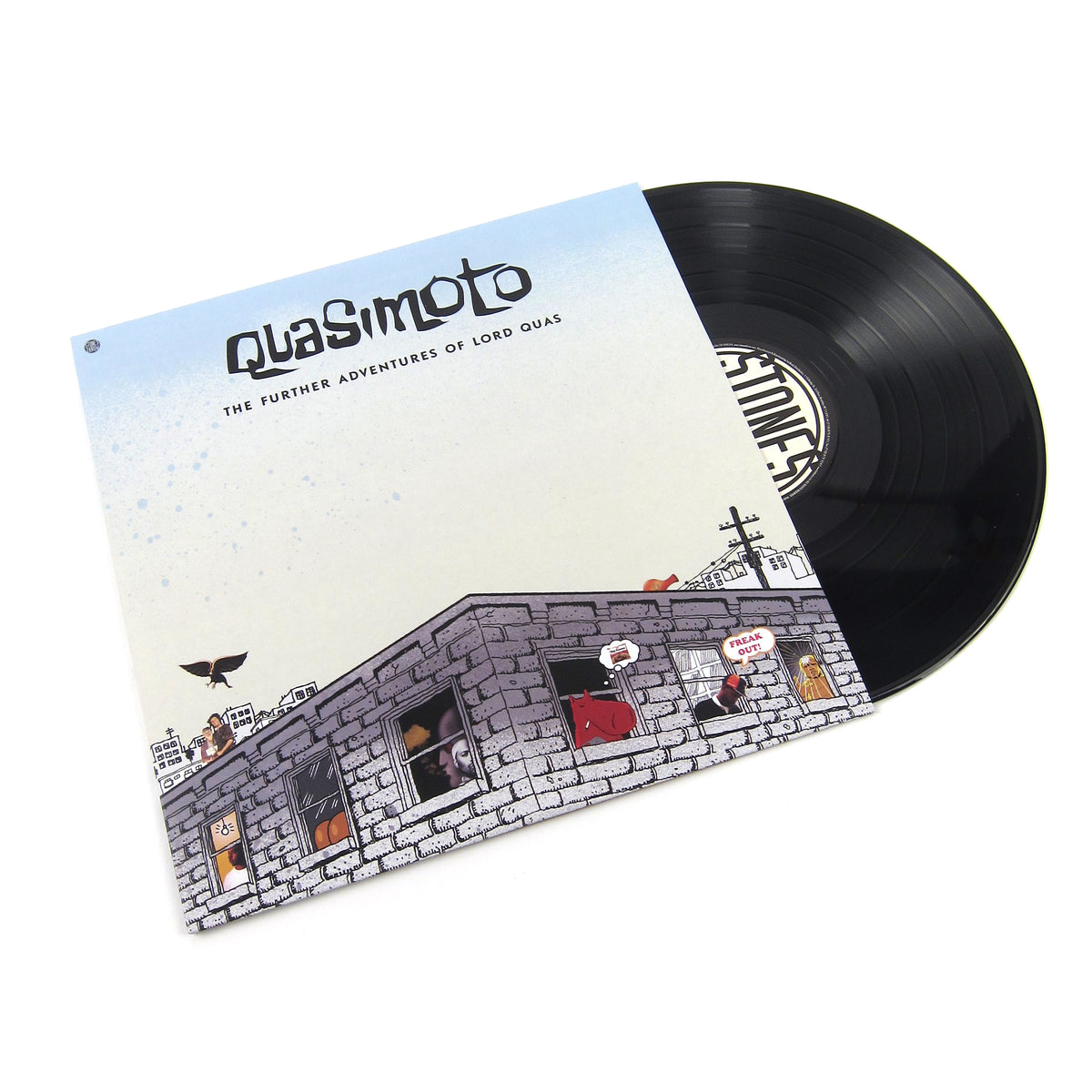 Quasimoto: The Further Adventures Of Lord Quas (Madlib) 2LP