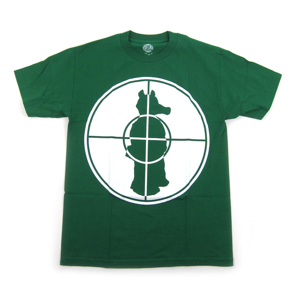 Stones Throw: Quasimoto Q.E. (Madlib) Shirt - Green