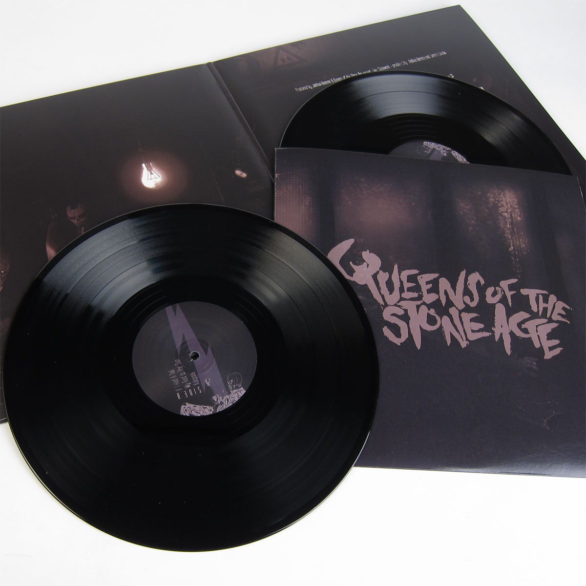Queens of the Stone Age: Like Clockwork Black On Black On Black Friday Edition (Record Store Day) 2LP gatefold