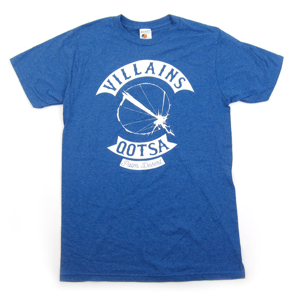 Queens Of The Stone Age: Villains Shirt - Heather Royal